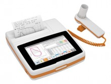 MIR SpiroLab New Portable Desktop Spirometer with Oximetry